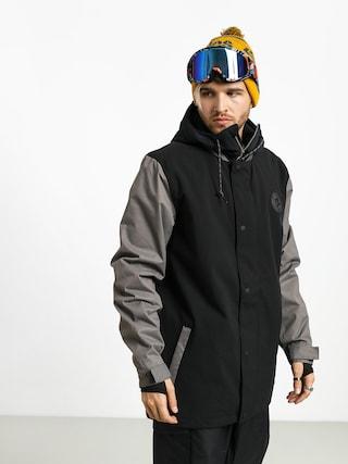 Snowboardovu00e1 bunda DC Dcla (black)