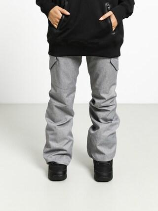 Snowboardové nohavice Volcom Bridger Ins Wmn (hgr)