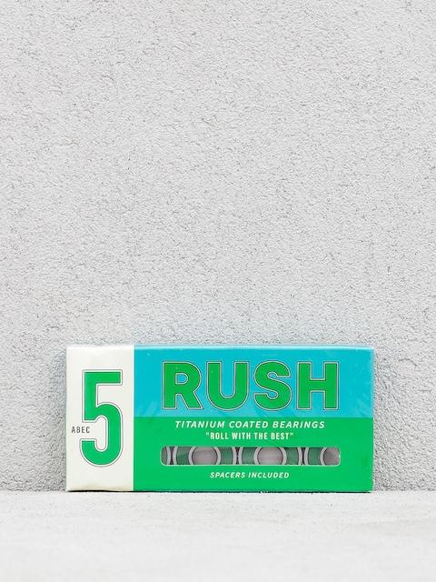 Ložiska Rush Bearings Spacers Abec 5 (green)