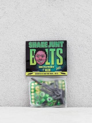 Skrutky Shake Junt Kader Sylia Allen (black/green)
