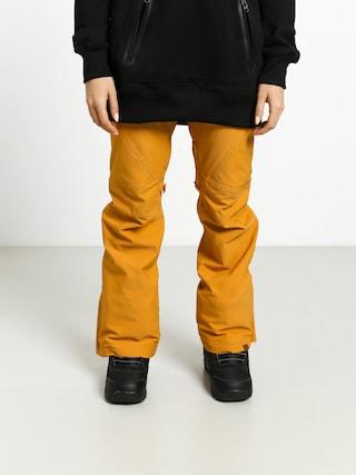 Snowboardovu00e9 nohavice Roxy Cabin Wmn (spruce yellow)