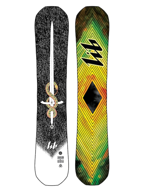 Snowboard Lib Tech Travis Rice Pro Hp C2 (multi)