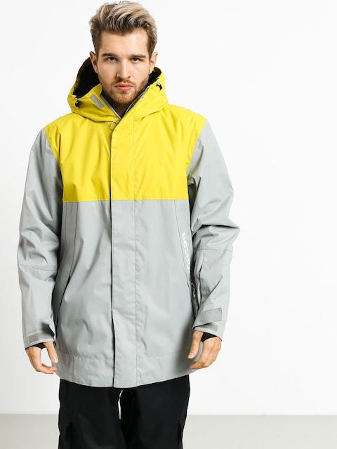 Snowboardová bunda DC Defy (warm olive)