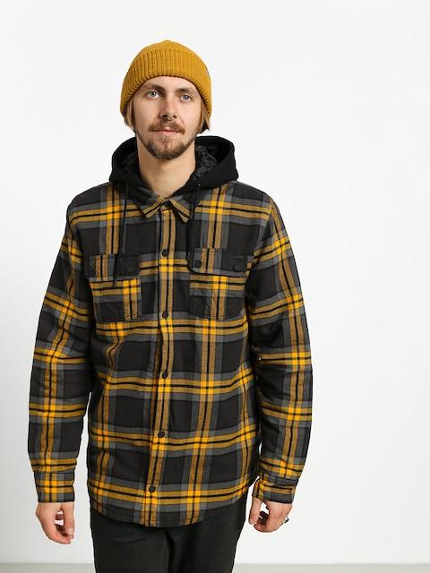 Košeľa Volcom Field Ins. Flannel (vbk)