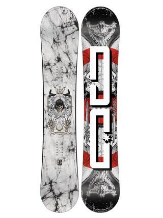 Snowboard DC Space Echo (multi)