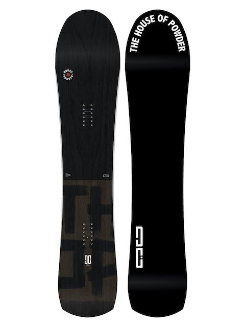 Snowboard DC Hr (black/white)