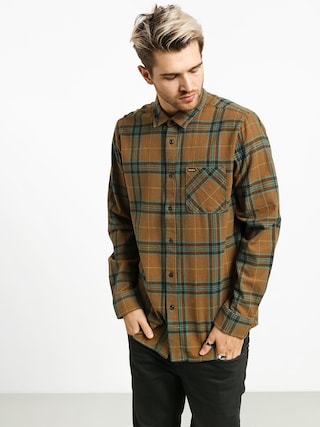 Kou0161eu013ea Volcom Caden Plaid (mud)