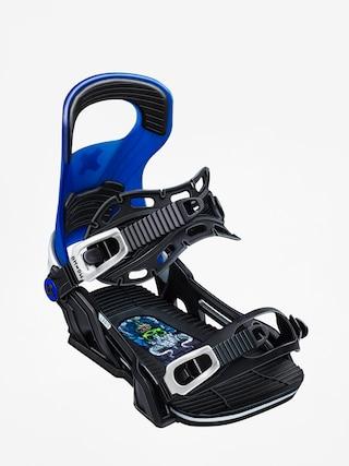 Snowboardovu00e9 viazanie Bent Metal Logic (blue)