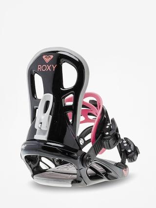 Snowboardovu00e9 viazanie Roxy Classic Wmn (black)