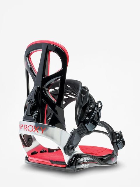 Snowboardové viazanie Roxy Team Wmn (black)