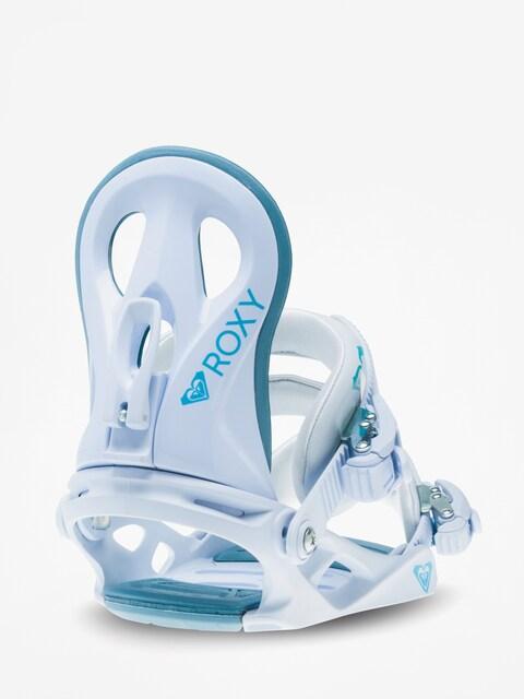 Snowboardové viazanie Roxy Glow Wmn (white)