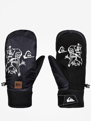 Rukavice Quiksilver Method Mitt (black)