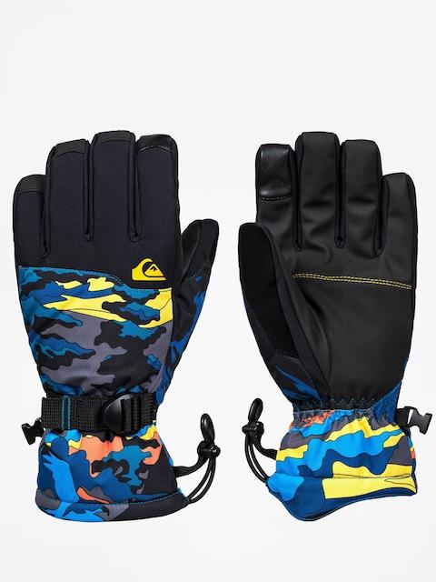 Rukavice Quiksilver Mission Glove (sulphur snowscene)