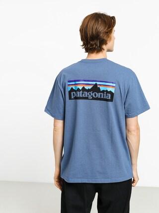 Triu010dko Patagonia Logo Responsibili (woolly blue)