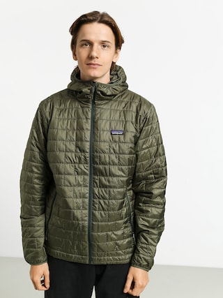 Bunda Patagonia Nano Puff HD (industrial green)