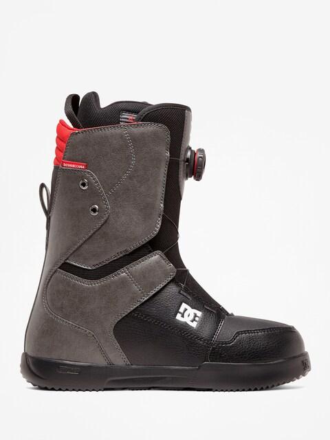 Obuv na snowboard DC Scout Boa (grey/black)