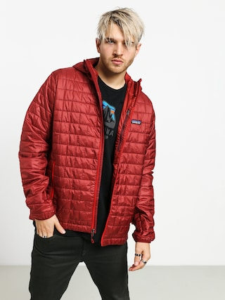Bunda Patagonia Nano Puff HD (oxide red)