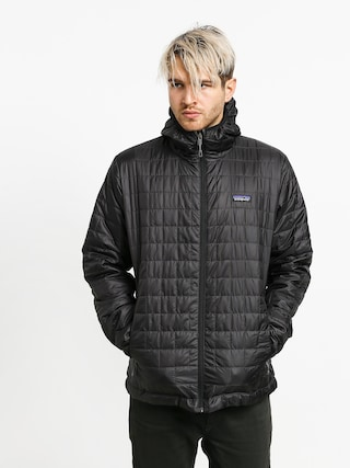 Bunda Patagonia Nano Puff HD (black)