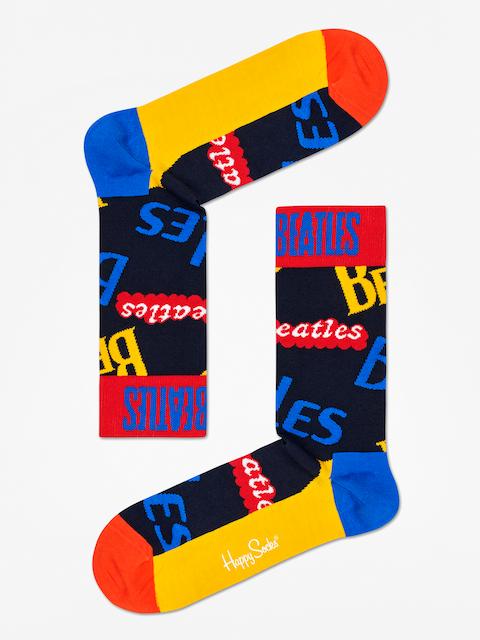 Ponožky Happy Socks The Beatles (dark navy/yellow/red)