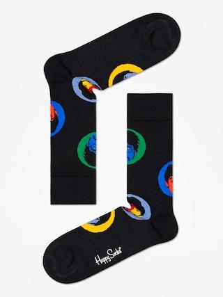 Ponou017eky Happy Socks The Beatles (black/yellow/blue/green)