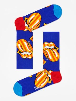 Ponožky Happy Socks Rolling Stones (blue/orange)