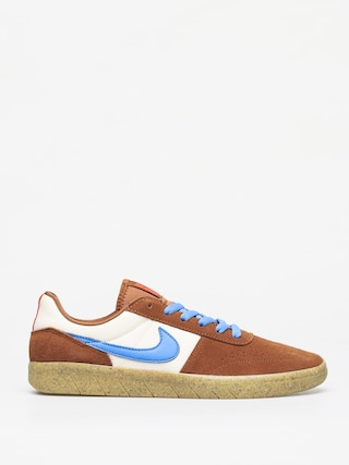 Topu00e1nky Nike SB Team Classic (lt british tan/pacific blue pale ivory)