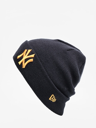 u010ciapka New Era League Essential Cuff Knit (navy/rose gold)