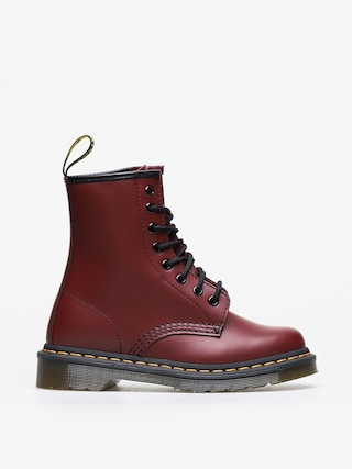 Topu00e1nky Dr. Martens 1460 (cherry red smooth)