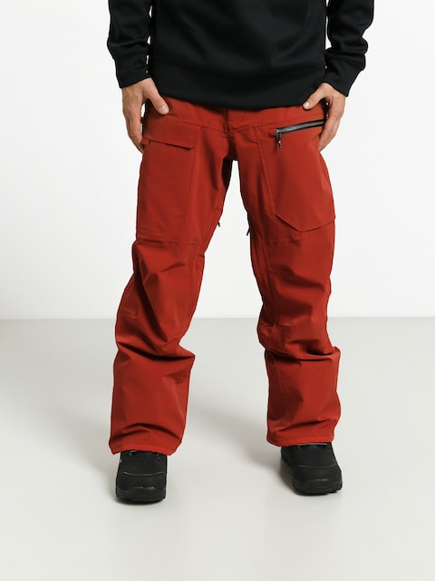 Snowboardové nohavice Quiksilver Tr Stretch (barn red)