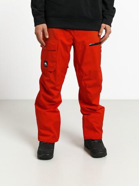 Snowboardové nohavice Quiksilver Utility (poinciana)