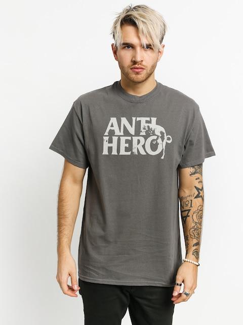 Tričko Antihero Dog Hump (grey)