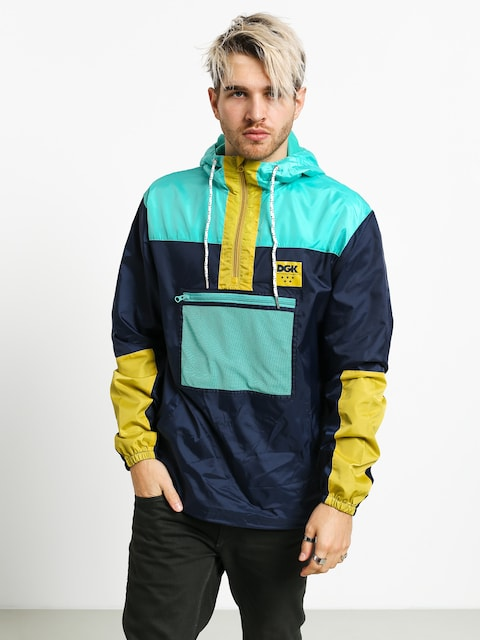 Bunda DGK Ruckus Custom Windbreaker (navy)