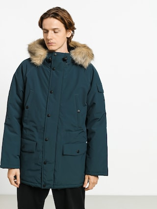Bunda Carhartt WIP Anchorage Parka (duck blue/black)