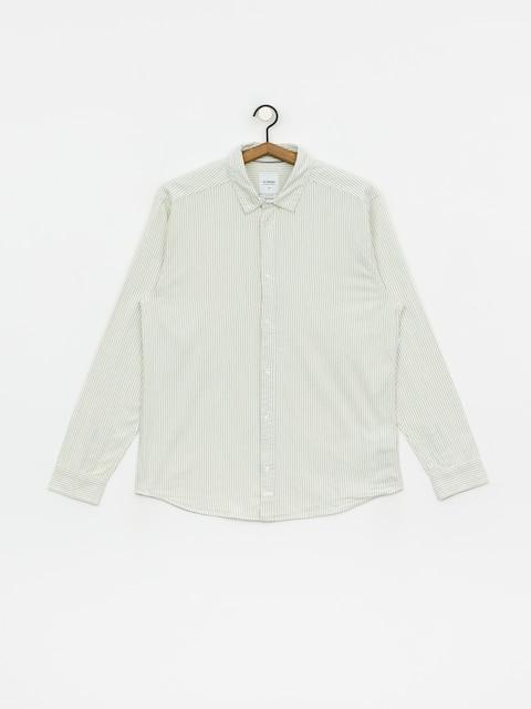 Košeľa RVCA Hi Grade Ls (silver bleach)