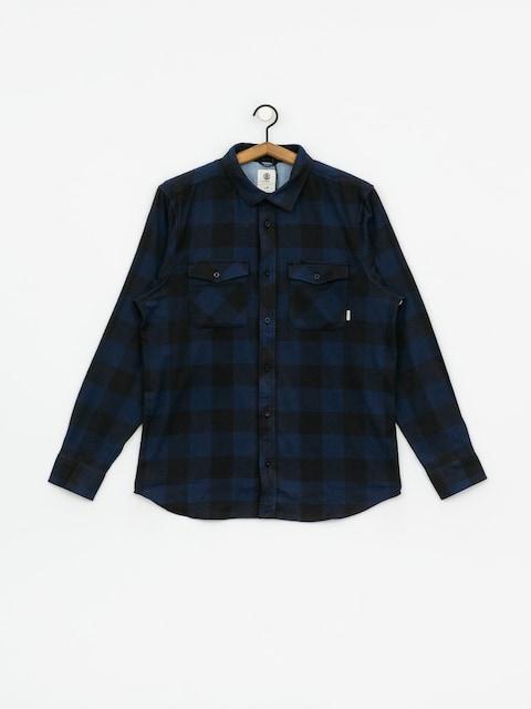 Košeľa Element Tacoma 2Colors Ls (indigo)