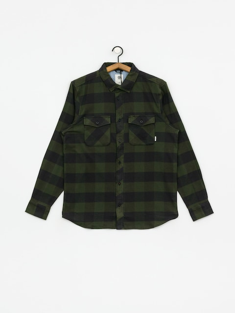 Košeľa Element Tacoma 2Colors Ls (olive drab)