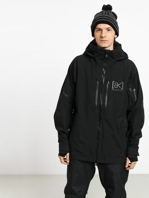 Snowboardová bunda Burton Ak Gore Swash (true black)