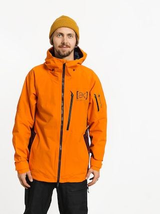 Snowboardovu00e1 bunda Burton Ak Gore Cyclic (russet orange)