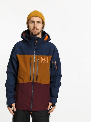 Snowboardovu00e1 bunda Burton Ak Gore Swash (drsblu/monks/ptroyl)