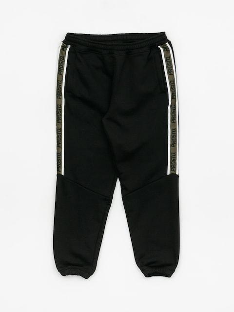 Nohavice Prosto Tapecut (black)