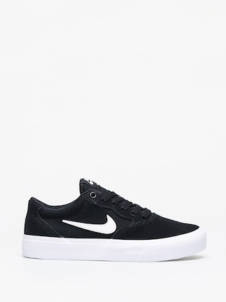 Topu00e1nky Nike SB Chron (black/white)