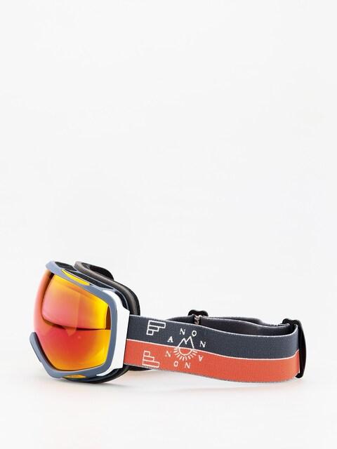Okuliare na snowboard Anon Tempest Wmn (horizon/sonar infared blue)