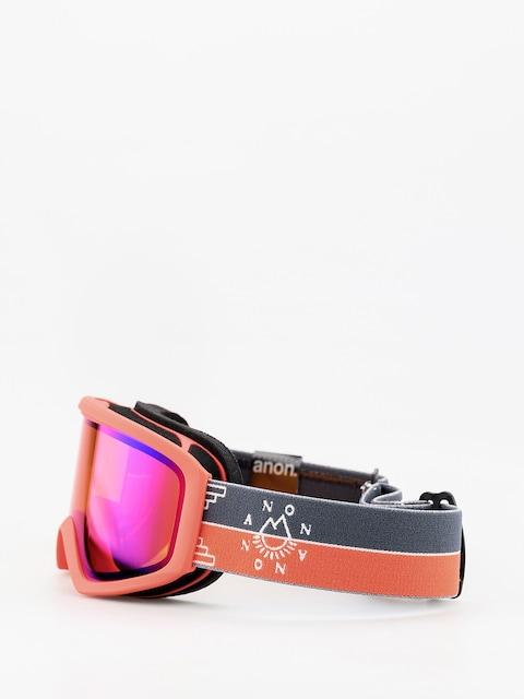 Okuliare na snowboard Anon Insight Sonar Spare Wmn (horizon/sonar infared blue)