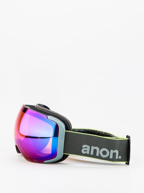 Okuliare na snowboard Anon M2 W Spare (gray pop/sonar infared blue)