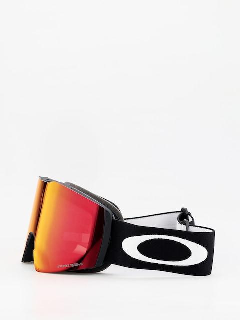 Okuliare na snowboard Oakley Fall Line XL (black/prizm snow torch iridium)