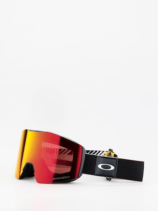 Okuliare na snowboard Oakley Fall Line Xm (yellow/prizm snow torch iridium)