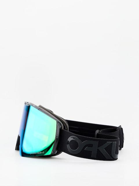 Okuliare na snowboard Oakley Fall Line Xm (black/prizm snow jade iridium)