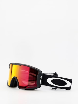 Okuliare na snowboard Oakley Line Miner Xm (matte black/prizm snow torch iridium)
