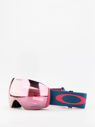 Okuliare na snowboard Oakley Flight Deck (blue/prizm snow hi pink iridium)