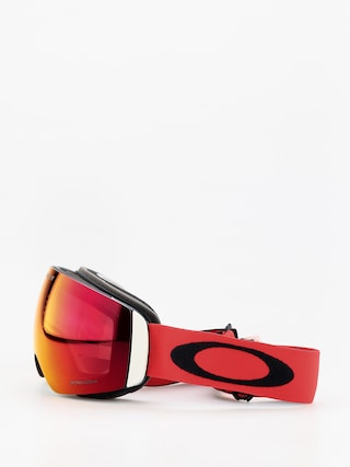 Okuliare na snowboard Oakley Flight Deck Xm (red/prizm snow torch iridium)
